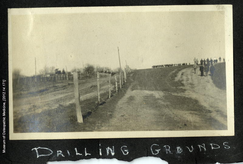 """Drilling Grounds"""