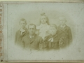 Stahl Family Portrait I, Front, Earl L. Stahl Collection, Courtesy of Craig Bowers.