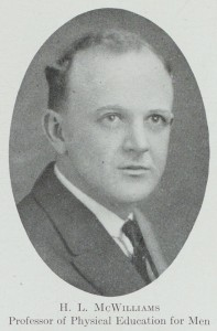 H. L. McWilliams